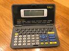 LINGO 14 Eurasian Language Translator with 10 digit calculator - NEW batteries!