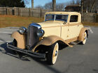 1932 Chrysler Series 6 CI Restored by White Post Everything has been rebuilt, less than 1000 miles, Ex. Cond. (Video)