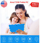 "1GB+8GB 7"" 1024*600 Android 7.1 kid education tablet RK3126C 4Core 2Cam WiFi BT"