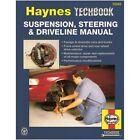 Haynes Suspension, steering and driveline manual techbook 10345