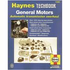 Haynes GM automatic transmission overhaul manual techbook 10360