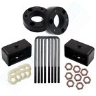 """2"""" Front and 2"""" Rear Leveling Lift Kit For 2007 -2018 Chevy Silverado Sierra GMC"""