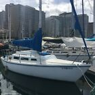1969 Santana Sloop 28' Sailboat w Yanmar | Honolulu, HA | No Fees & No Reserve