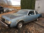 1986 Buick Regal Limited 1986 Buick Regal LTD 2dr/coupe 8 cylinder