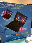 Nextbook Flexx 10 32GB, Wi-Fi, 10.1in - Black