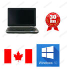 "Dell Latitude E6320 i5 2540M 2.6GHz 8GB ram 250GB HDD 13"" Win10H mini HDMI DVD"