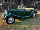 1952 Other -- 1952 MG-TD BRITISH RACING GREEN BODY OFF DETAILED RESTORATION!!