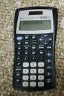 Texas Instruments TI-30X IIS Calculator. Solar Power. Tested - Working