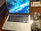 """MacBook Air 13"""" Early 2015 Core i5 1.6GHz 8GB 128GB SSD FLAWLESS Insured Must C!"""
