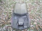 1972 ARCTIC CAT PANTHER HOOD W/HOOD LATCHES,AND HEADLIGHT HOUSING 0106-356