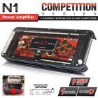 NAKAMICHI N1 1600W Digital Monoblock 1CH 1 Channel Class D Car Power Amplifier