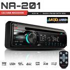 NAKAMICHI NA201 1 DIN USB AUX IN MP3 Radio RDS CD Player Car Stereo Headunit