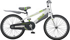 Gray 11 in. Sturdy Steel Frame Flash Boy's Single Speed Bike with 20 in. Wheels