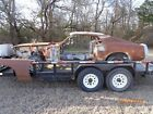 1969 Ford Mustang  1969 Ford Mustang Fastback Roller Project Barn Find Clean Title