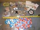 Large lot of MISC CESSNA Aircraft Aviation Parts Mostly new