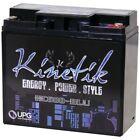 Kinetik UBC40921 HC Blu Series 12 Volt Battery 600W