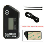 Digital Hour Meter Tachometer For Outboard Motor Motorcycle Chainsaw Model Boats