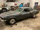 1967 Ford Mustang FASTBACK 1967 MUSTANG FASTBACK POSI GT LOADED WITH OPTIONS FORD UNKNOWN PAINT RARE !!