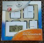 Radio Shack Plug 'N Power Home Automation Kit 61-3000 BRAND NEW