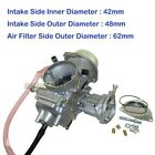 42mm Carburetor Fit Yamaha ATV RHINO 660 BOMBARDIER/ CAN-AM QUEST TRAXTER 650 XT
