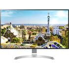 "New LG 32MU99-W 32"" 16:9 4K UHD IPS Monitor w/Screen Issue"