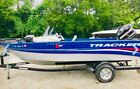 BASS TRACKER 19FT TARGA DEEP V-150 MERCURY OPTI MAX LESS THAN 100 HRS EXCELLENT