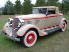 1934 Chrysler Original 1934 Chrysler Convertible Rumble Seat Coupe !