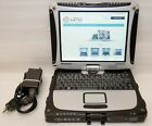 Panasonic CF-19 Toughbook 500GB touchscreen intel Core i5 2.50GHZ 4GB Windows 10