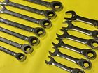 Blackhawk & Stanley Ratchet Wrench/Stubby Wrench Sets Metric
