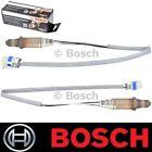 Bosch OE Oxygen Sensor Downstream for 2005-2006 GMC SIERRA 1500 HD V8-6.0L
