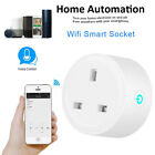 Wireless Remote Timing Switch WiFi Plug Smart Power Socket App Control