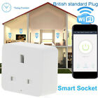 Timing Switch WiFi Plug Smart Power Socket For Amazon Alexa and Google Home