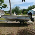 No Reserve 16' CC Boat Motor Trailer Package