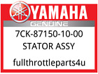 Yamaha OEM Part 7CK-87150-10-00