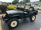 1943 Willys Custom Jeep 1943 Willys Jeep