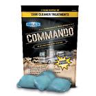 Walex CMDOBG Commando Black Holding Tank Cleaner Drop-Ins, Ocean Mist Scent 1