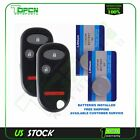 2x Replacement Uncut Key Challenger Entry Remote Transmitter For 2011 2012 Ram