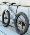"9:Zero:7 Aluminum Fat Bike, Small, Sram/Avid, 26"" x 4.0"" Tires"