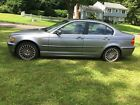 2003 BMW 3-Series 330xi Sedan 4D 2003 BMW 3 Series e46 4dr sedan