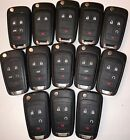 13 CHEVY/GENERAL MOTORS OEM  FACTORY REMOTES TESTED OHT01060512