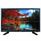 """24"""" Supersonic 12 Volt AC/DC Widescreen LED HDTV with USB, SD Card Reader, HDMI"""