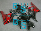 Black INJECTION Fairing Fit Yamaha YZFR6 YZF-R6 2003-2005 R6S 2006-2009 16 A5