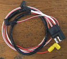 C63) 1969 1970 Ford Mercury Cougar 390/427/428 Dash to Engine Gauge Feed harness
