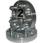 """5/4.5 Wheel SPACERS kit fits Trailer Go Karts Garden Tractor Lawn Mower 1"""" thick"""
