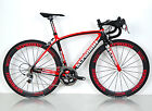 STRADALLI NAPOLI SRAM RED 22 11 SPEED FULL CARBON ROAD RACE BICYCLE SMALL 50CM S
