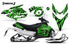 YAMAHA PHAZER RTX GT MTX 07-16 SNOWMOBILE SLED GRAPHICS KIT CREATORX TZG
