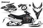 YAMAHA PHAZER RTX GT MTX 07-16 SNOWMOBILE SLED GRAPHICS KIT CREATORX TZS