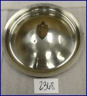 """1949 49 LINCOLN 15"""" HUBCAP HUB CAP GOLD CENTER EMBLEM NICE USED LN 49 50 WC"""