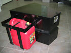 ATV Tool Box With Gas Can Rack