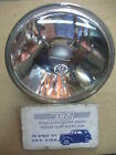 "5-3/4"" 24v Clear Sealed Beam Headlight Spotlight Headlamp GENERAL ELECTRIC NOS"